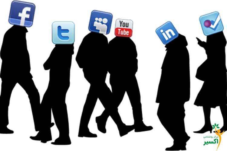 بررسی تاثیر شبکه های اجتماعی