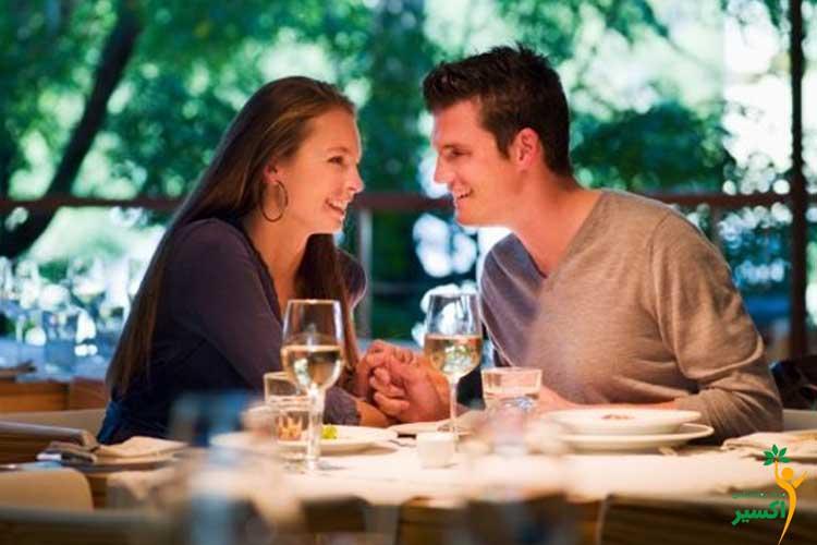 ازدواج و راز اول عشق