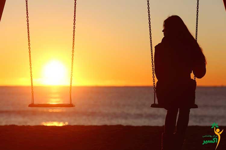 کنترل تجربه رابطه مسموم