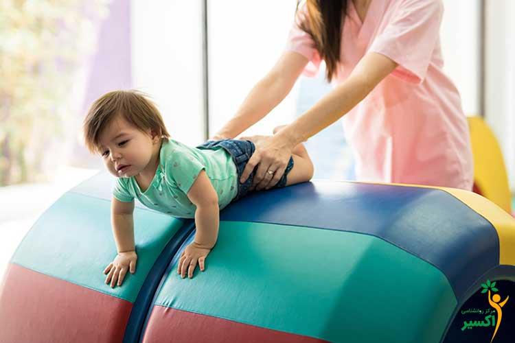 اهمیت تحریکات مناسب برای نوزادان
