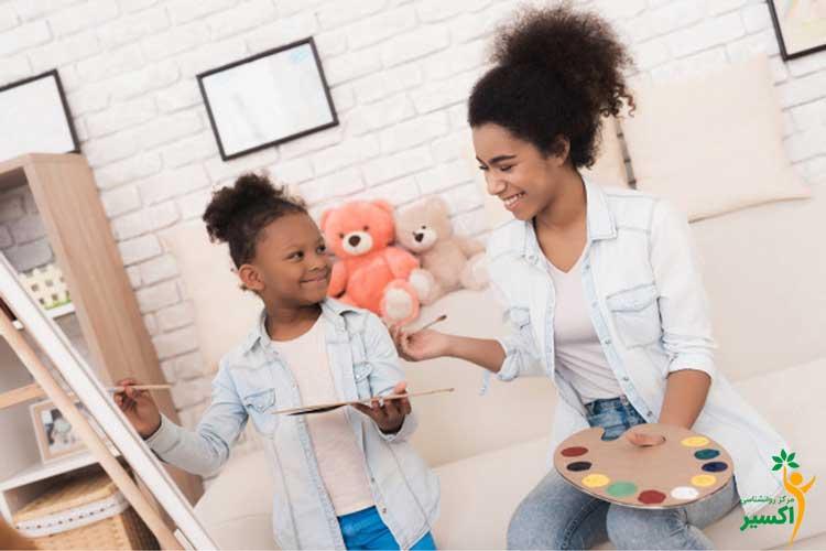 تحسین رفتار کودکان