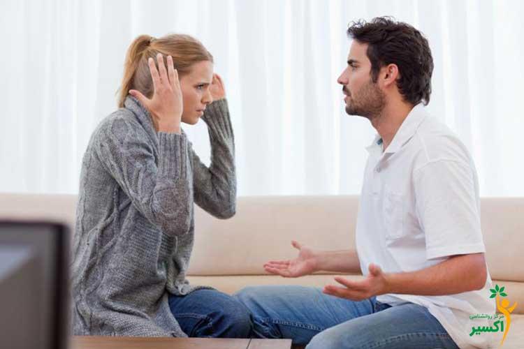 کنترل تخلیه خشم