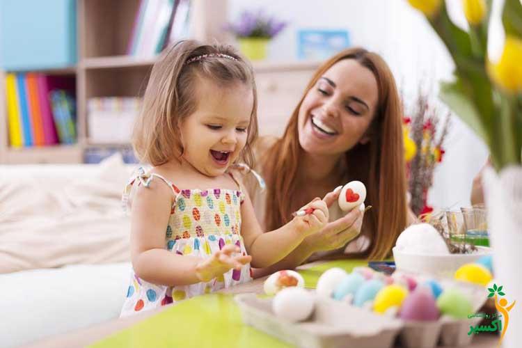 آموزش اصول اساسی در تربیت کودک