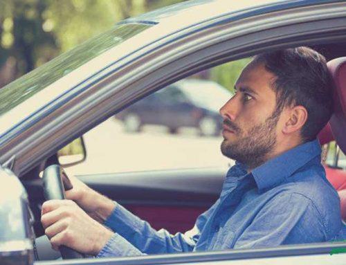 ترس از رانندگی در افراد