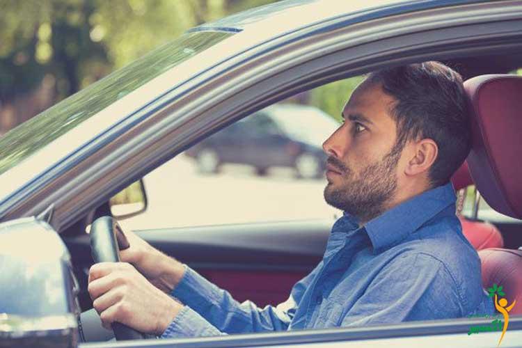 فوبیا یا ترس از رانندگی