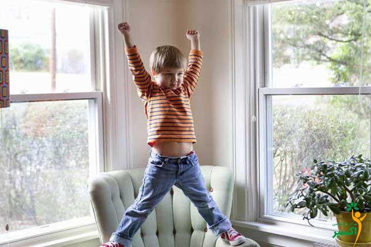 نحوه تشخیص بیش فعالی کودکان