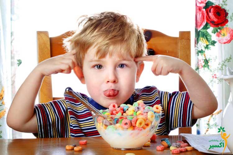 تشخیص بیش فعالی کودکان
