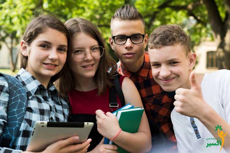 اطلاعاتی درباره تغییرات دوران نوجوانی