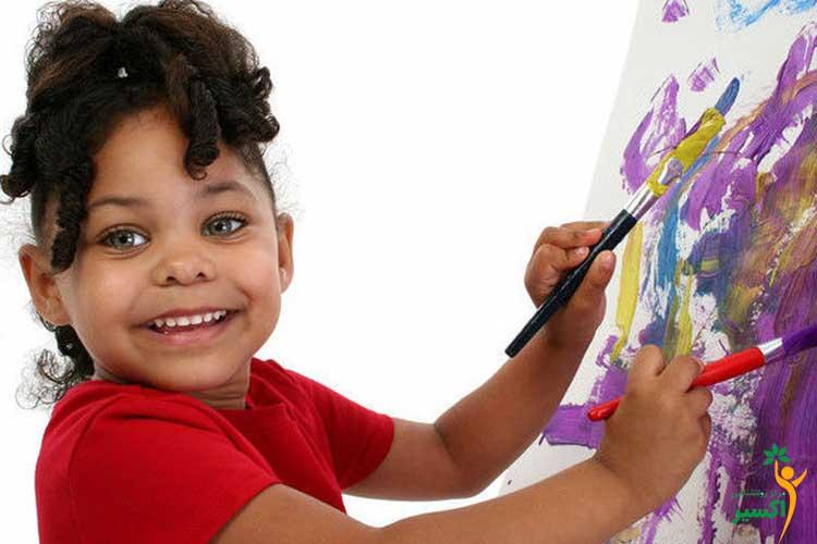 معنا و تفسیر نقاشی کودکان