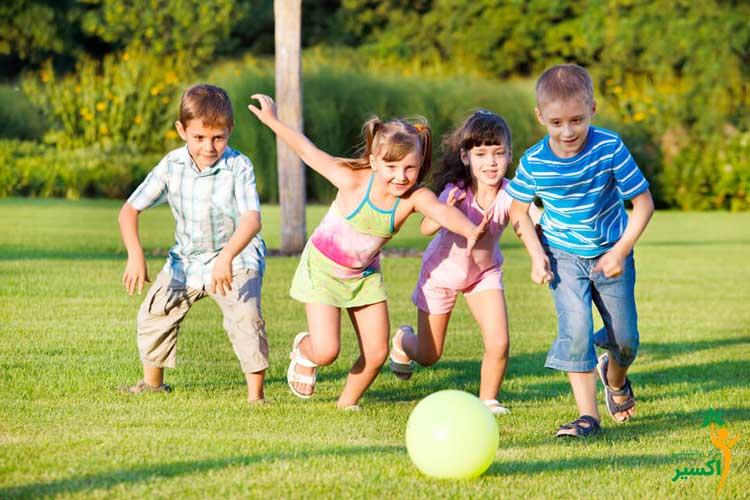نقش بازی در تکامل کودک