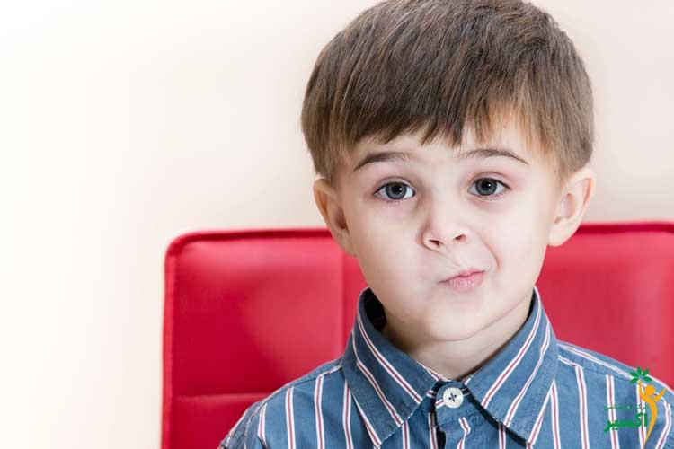 درمان تیک های عصبی کودکان