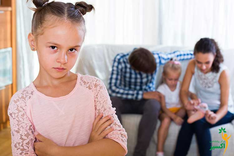 برخورد با حسادت کودکان