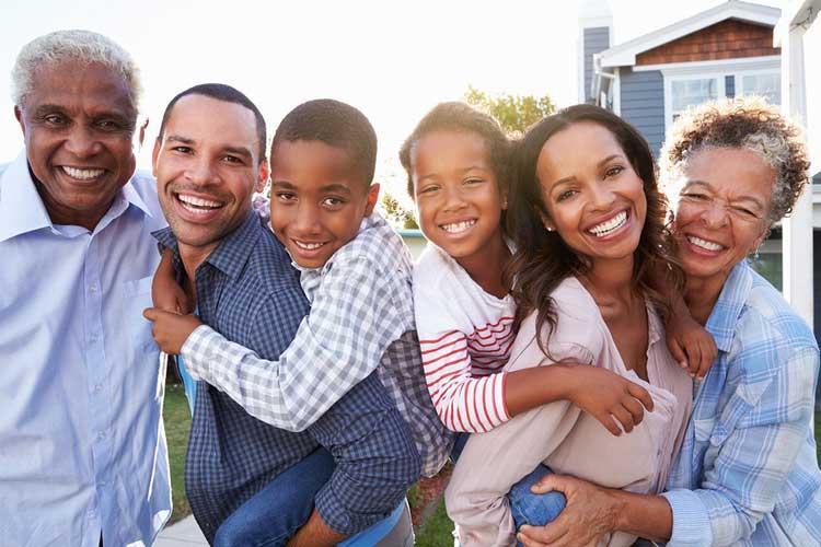 حل مشکل با خانواده بزرگ همسر