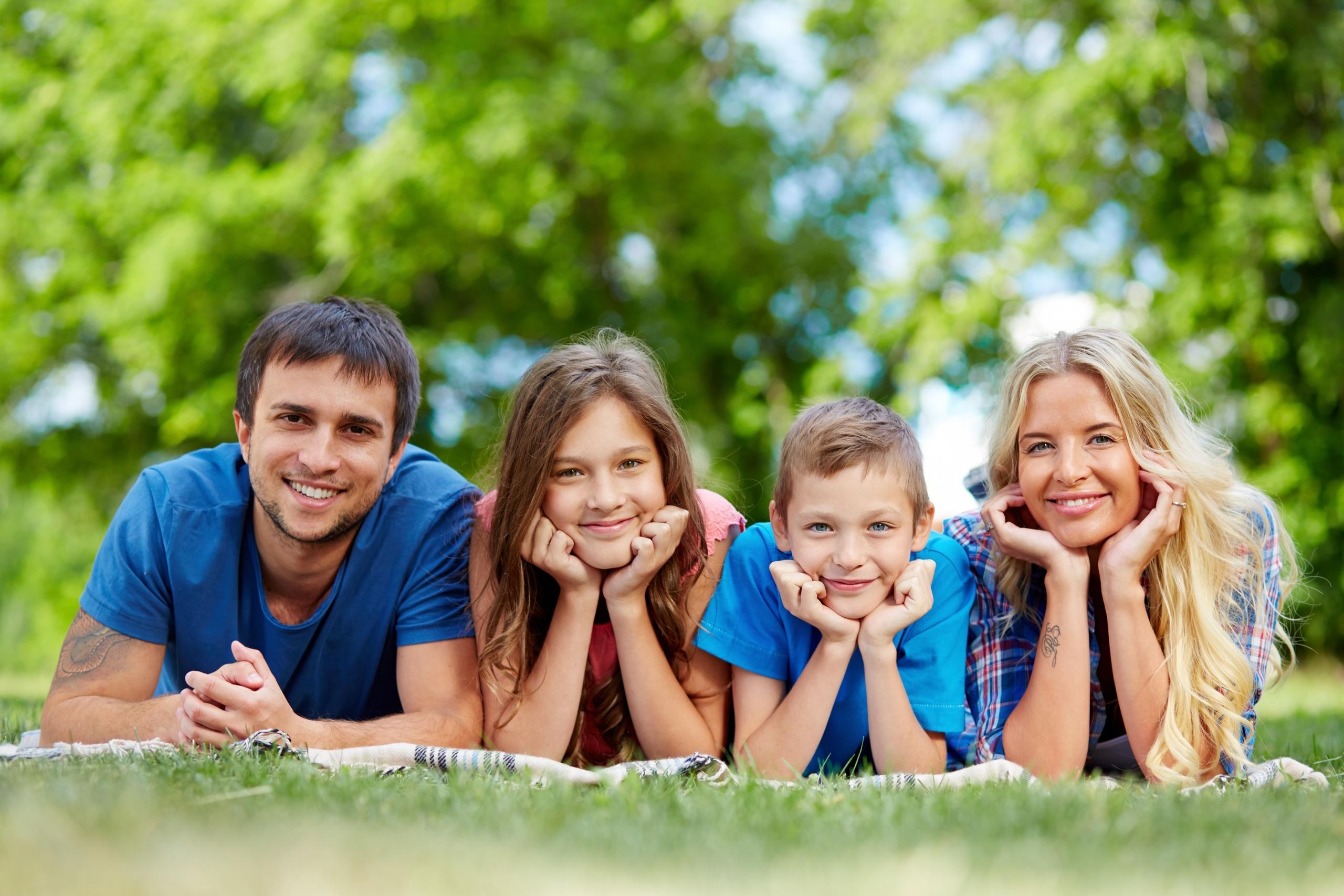 اهمیت داشتن خانواده سالم