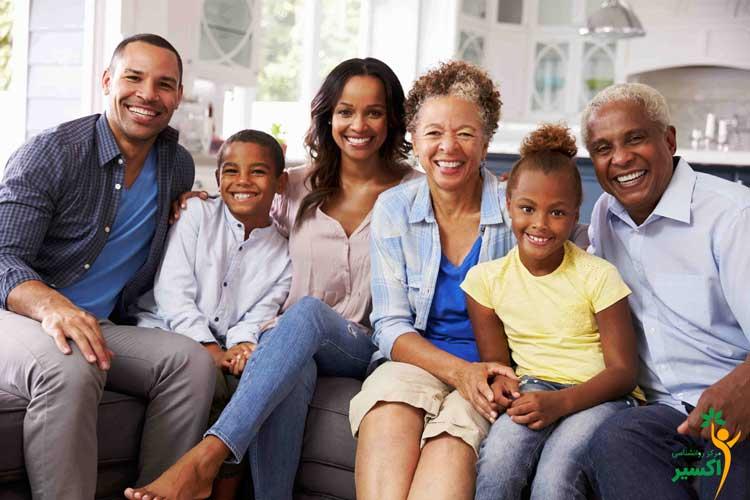چند نسلی