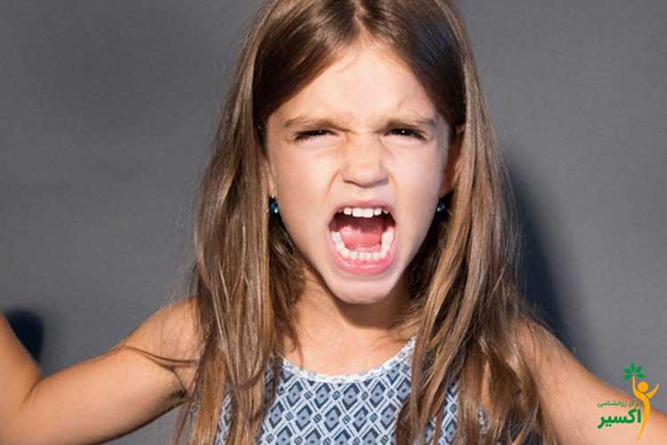 شناسایی خشم دخترها