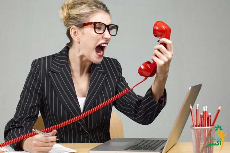 مدیریت خشم و استرس