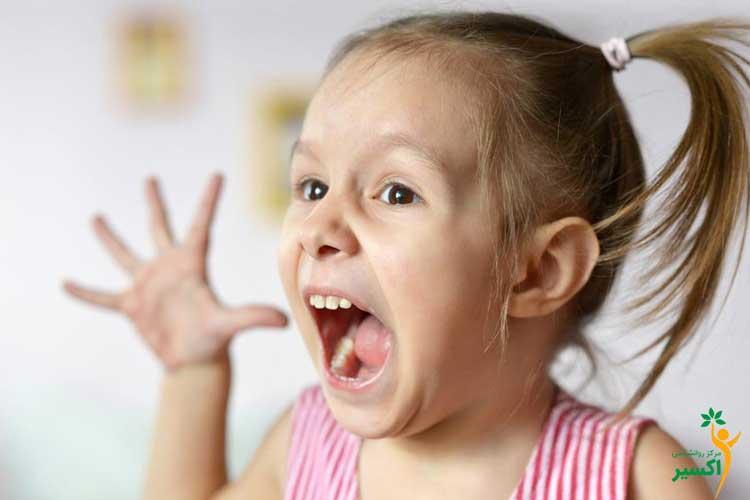 بررسی خشم کودکان طلاق