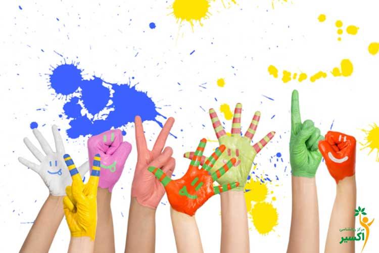 رشد خلاقیت در کودکان