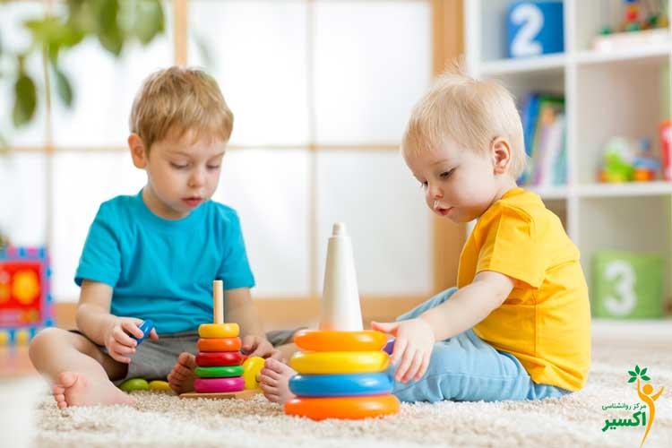 خلاقیت کودک و افزایش آن