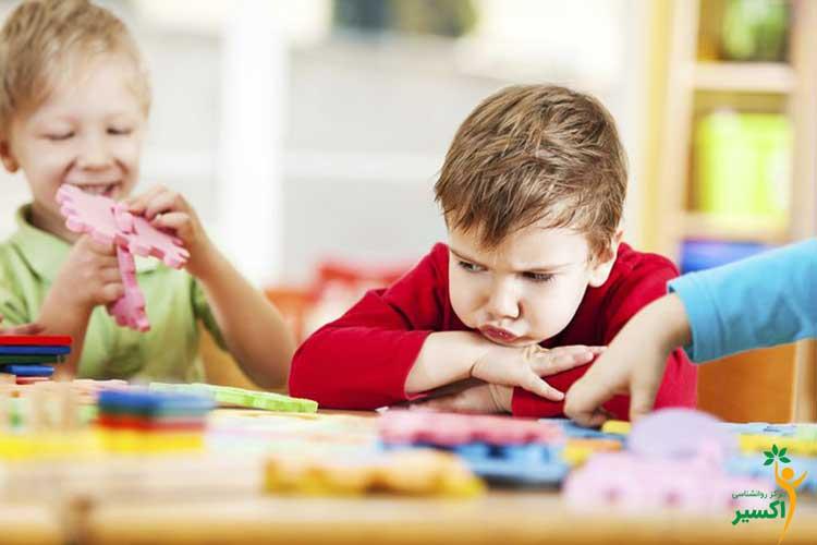 تفاوت کودکان در خلق و خوی
