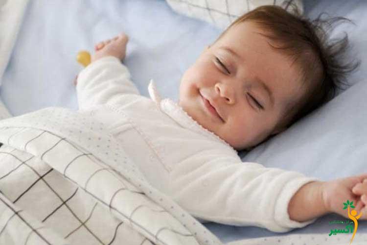 آموزش جداکردن اتاق خوابیدن کودک