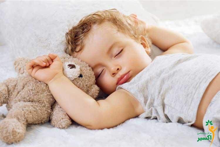 خواب راحت کودک