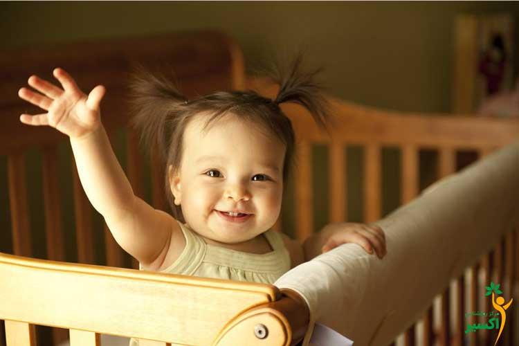 تغییر عادت خواب کودکان