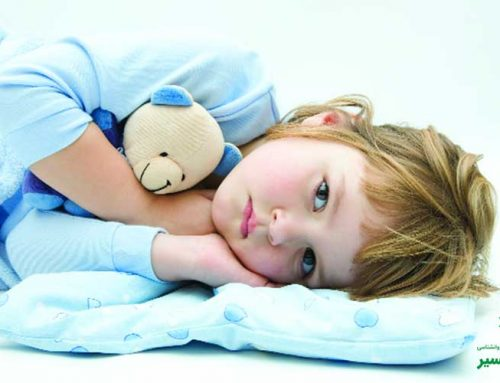 عوامل مزاحم در خواب کودک