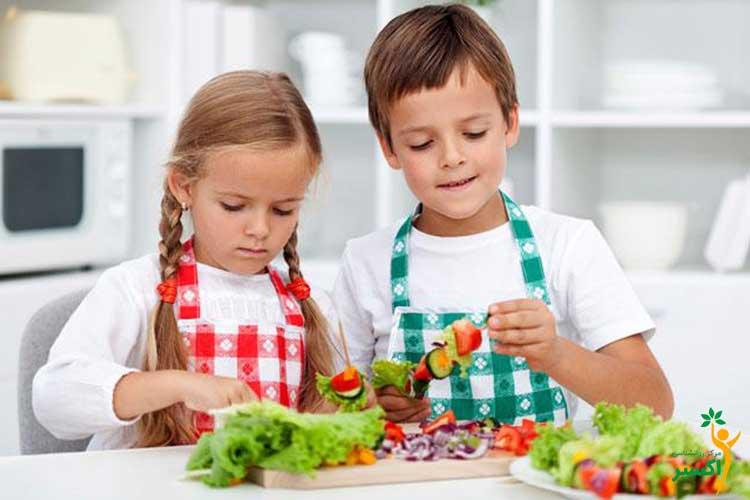 روش آموزش خودکفایی به کودکان