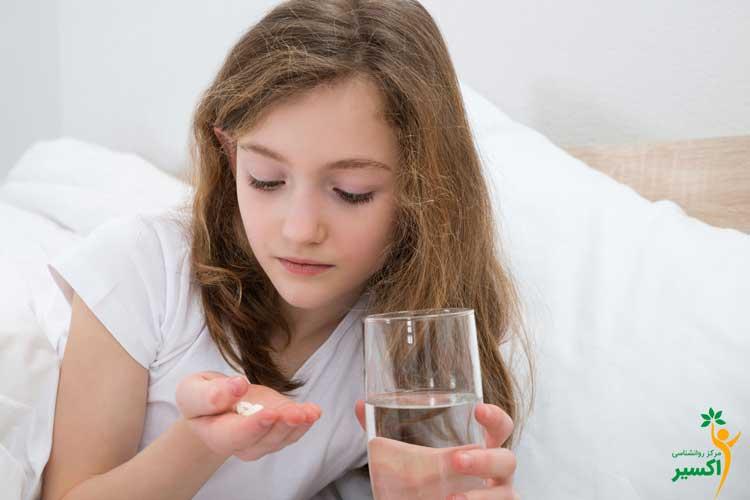 داروهای ضدافسردگی کودکان