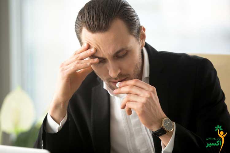 انواع عوارض داروهای ضد افسردگی