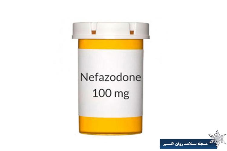نفازودون یک داروی ضدافسردگی