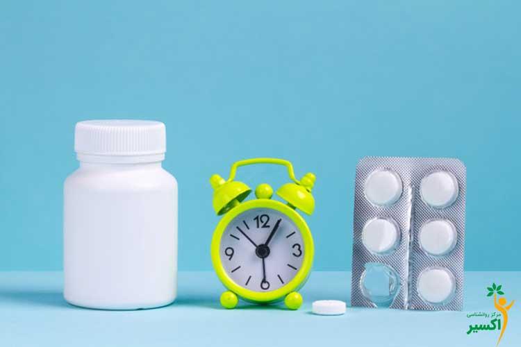 مصرف داروی ضد اضطراب