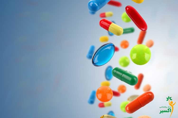 انواع داروی ضد جنون