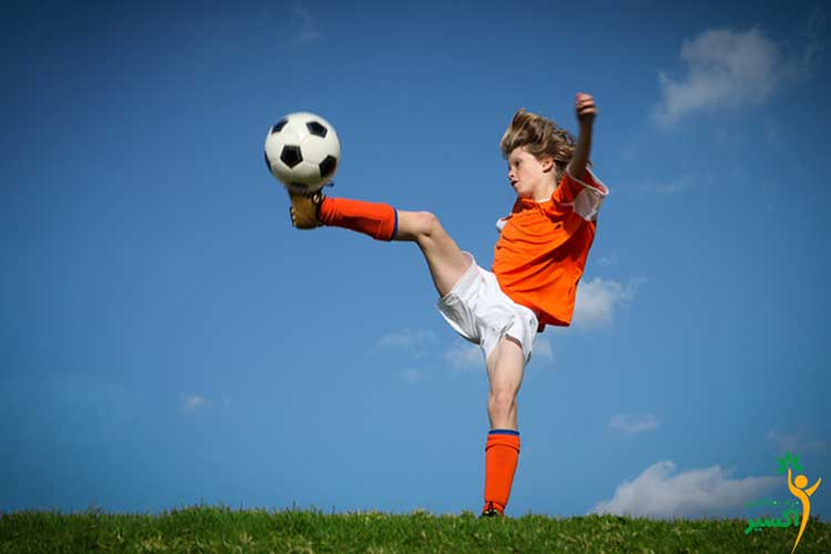 فرزند ورزشکار