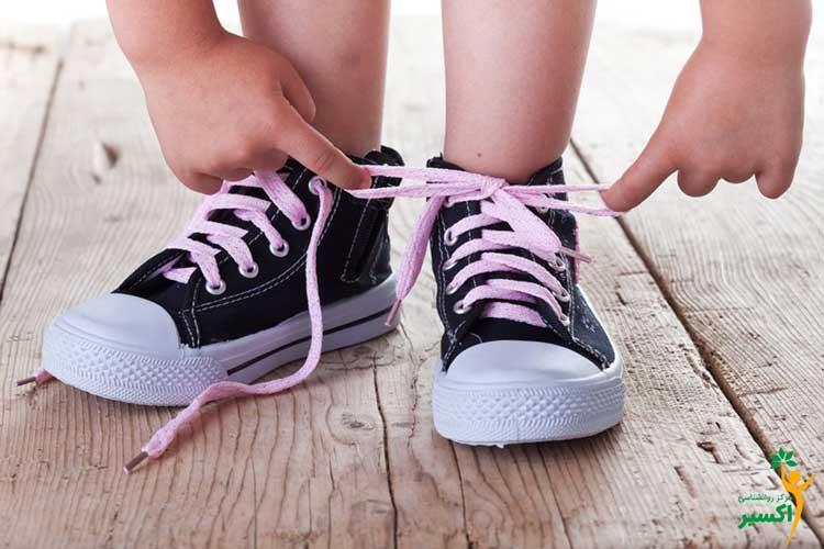 روش داشتن کودکانی مستقل