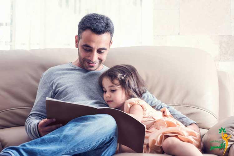 تاثیرات دخالت پدر در فرزند پروری