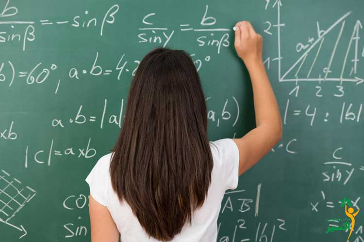 هوش و درس ریاضی