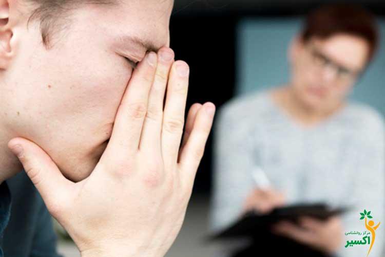انواع روش درمان اضطراب شدید