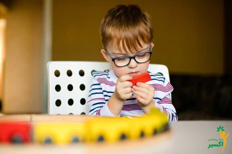 معرفی درمان اوتیسم کودکان
