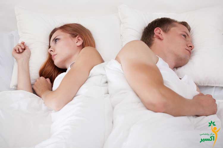 علل مراجعه به سکستراپیست