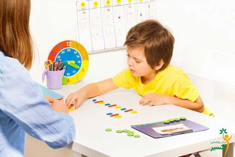 روش های درمانی کودکان LD