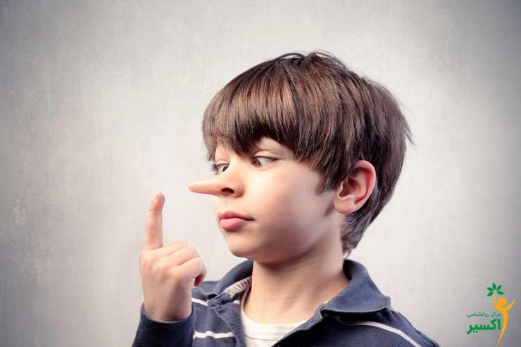 برخورد با دروغ گویی کودکان