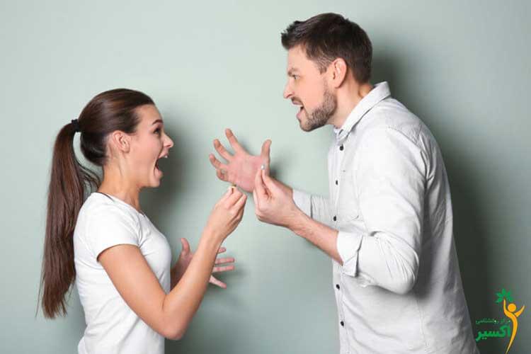 مدیریت دعوای زن و شوهر