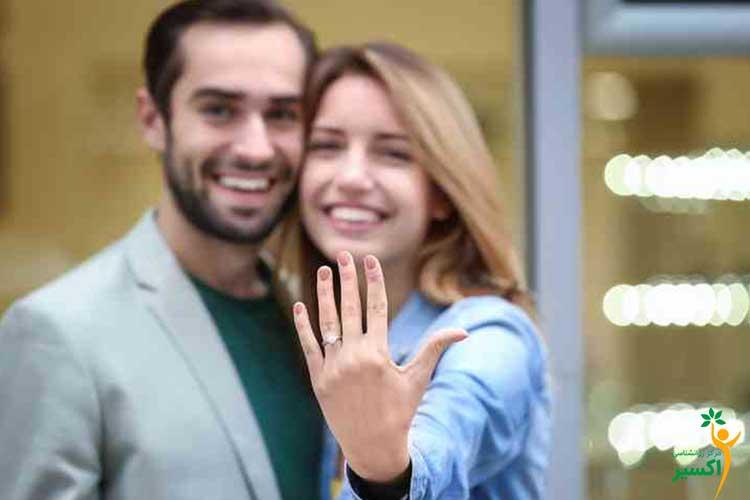 نامزدی و دوران عقد