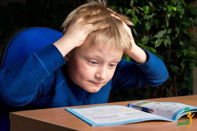 رابطه بیش فعالی نقص توجه و ناتوانی یادگیری چیست؟