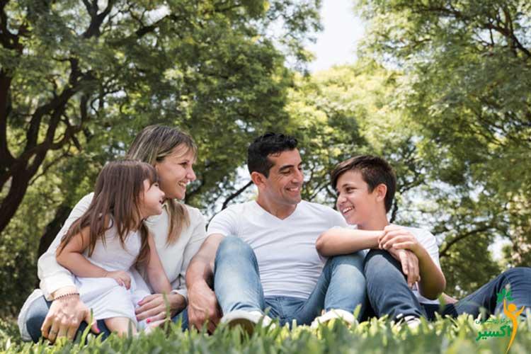 انواع رابطه والدین با کودک