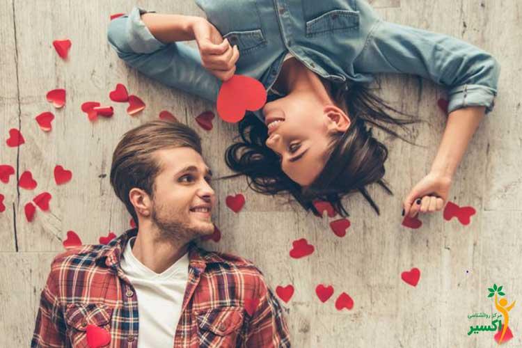 تایید راز اول عشق