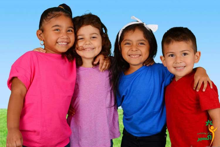 بررسی رشد روانی کودک